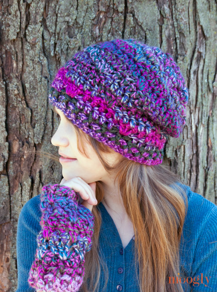 One Skein Crochet Hat