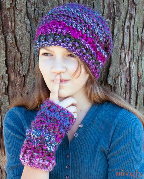 one skein of yarn hat crochet pattern
