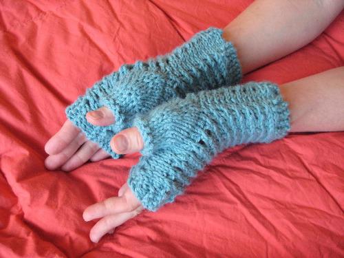 Slip Stitch Knit Pattern