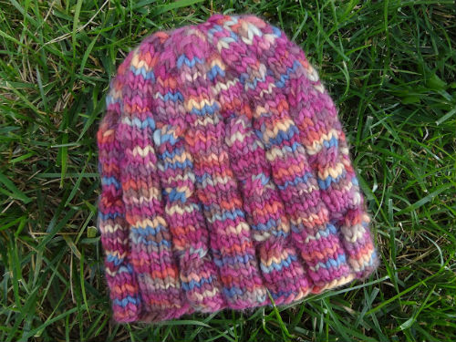 Free Knitting Pattern by Fiberflux