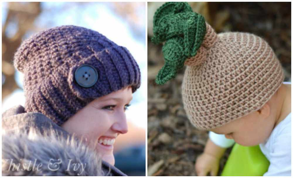 Free Hat Patterns for Crochet