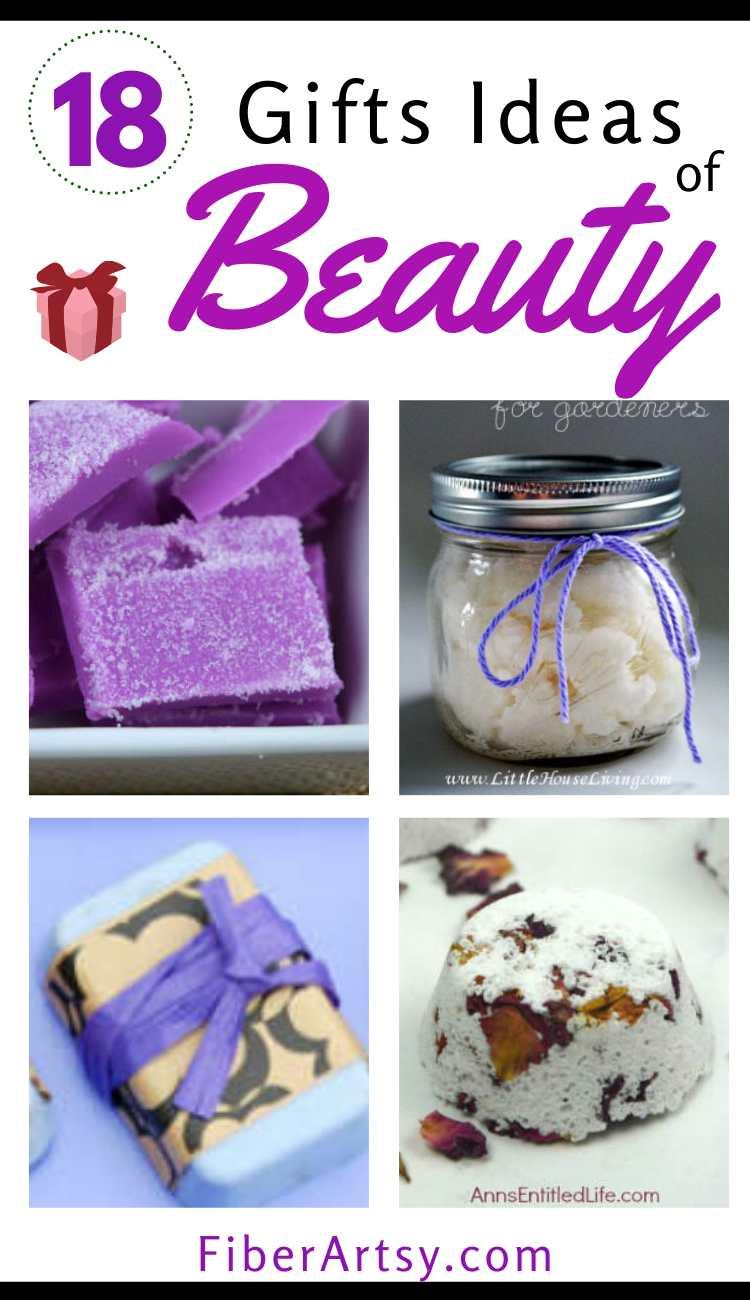 DIY Beauty Recipes Gift Ideas for Christmas