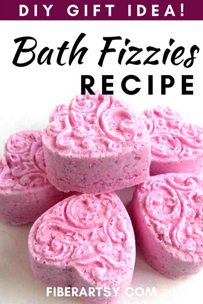 DIY Bath Fizzies Recipe