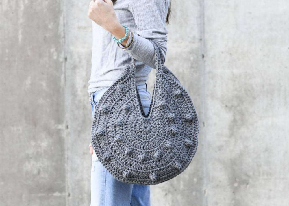 Chunky Crochet Bag Pattern