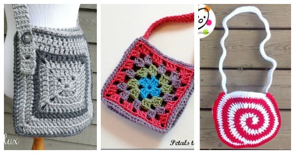 Free Crochet Patterns for Purses Totes and Evening Bags