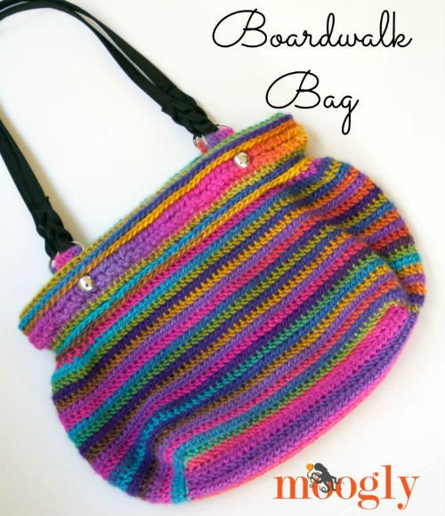 crochet purse tutorial and pattern