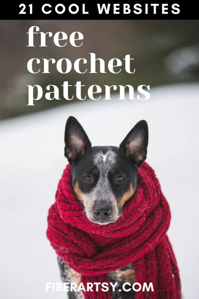 websites for free crochet patterns