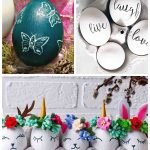 Creative ideas for Easter Egg Decorating