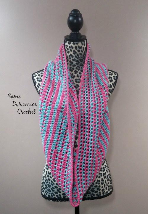 Free Cowl Pattern for Crochet