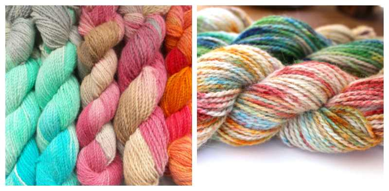 6 Yarn Dyeing Techniques
