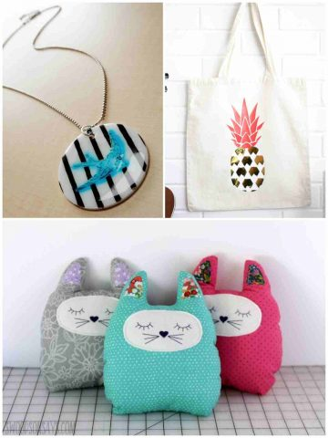Creative DIY Gift Ideas to make yourself