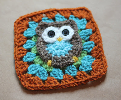 Cute Owl Crochet Pattern