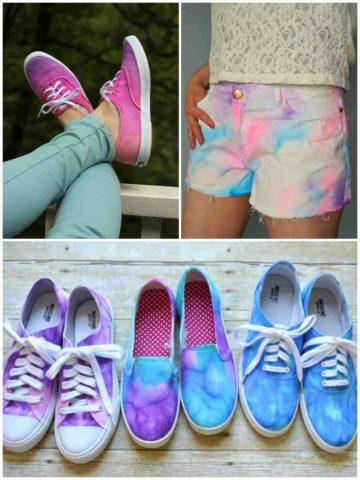 Tie Dye Ideas