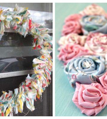 DIY Scrap Fabric Projects