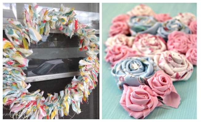 Fabric Scraps Projects and Craft Ideas