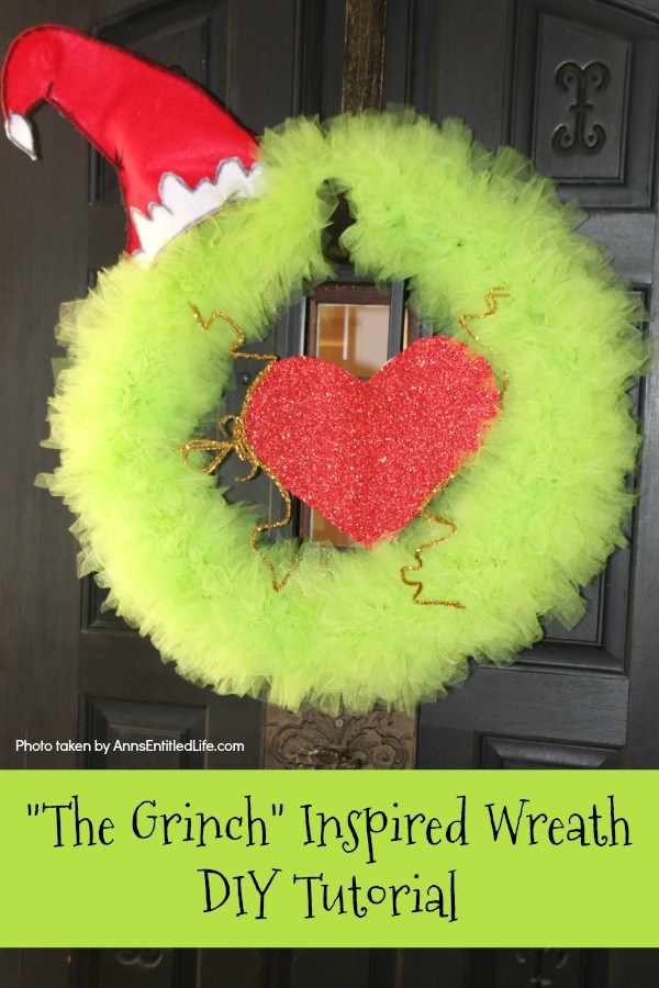 DIY Candy Cane Wreath