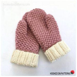 Free Crochet Pattern - Mittens, Gloves