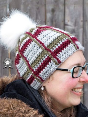Free Crochet Pattern for a Hat or Beanie