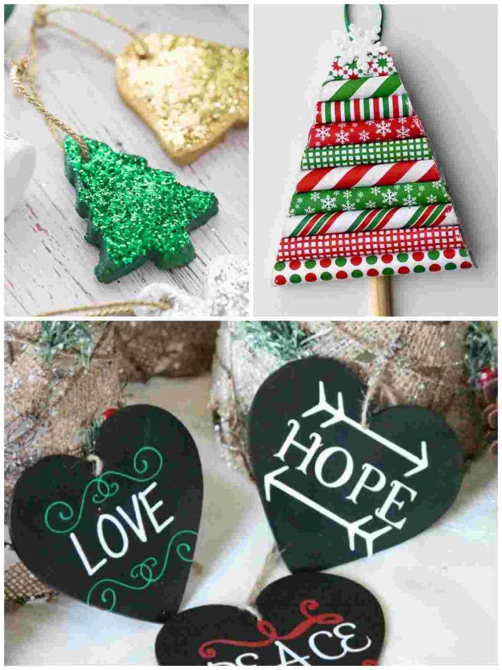 DIY Christmas Ornament Ideas