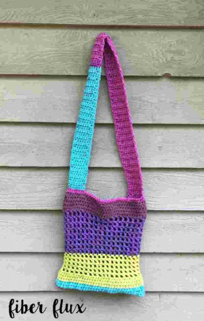 Tote Market Bag Pattern