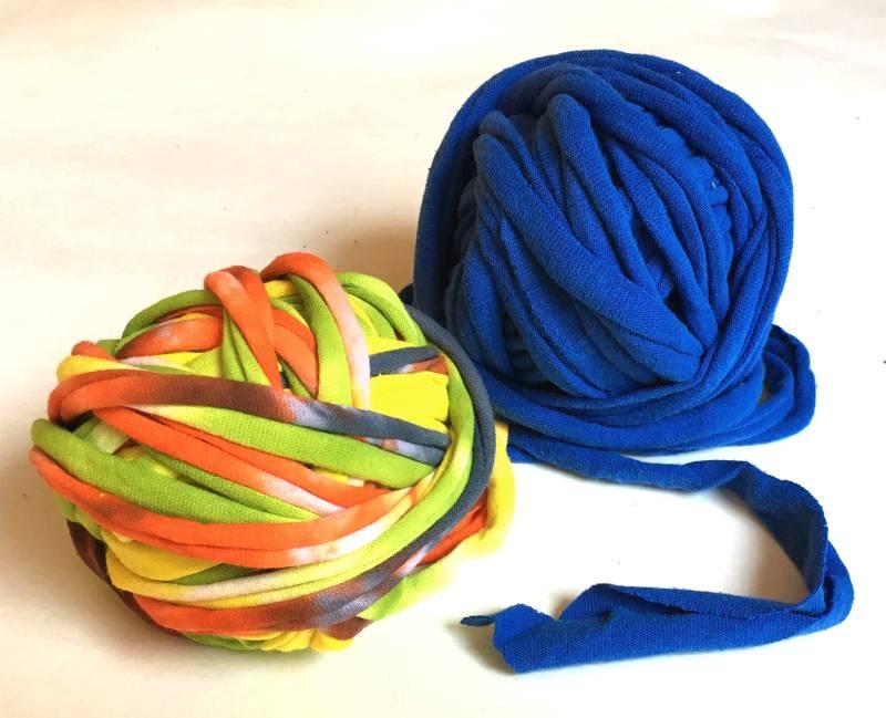 How to Join TShirt Yarn