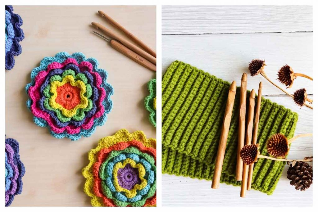 free patterns for crochet