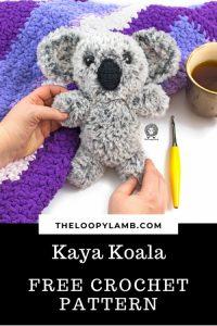 Crochet Koala Free Pattern
