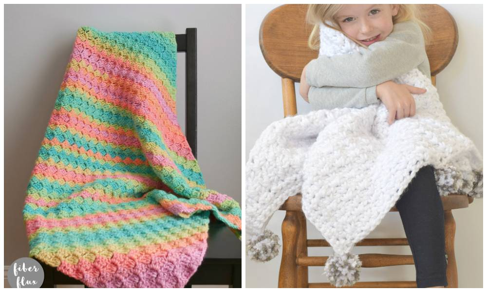 Free Crochet Patterns for Baby Blankets and afghans