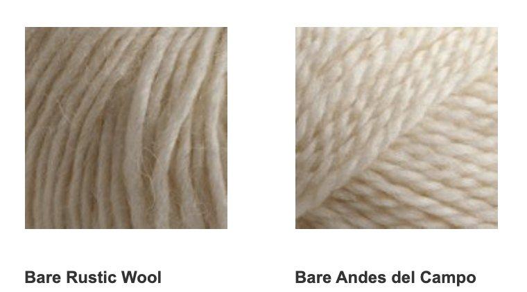 Knit Picks Dyeable Yarns