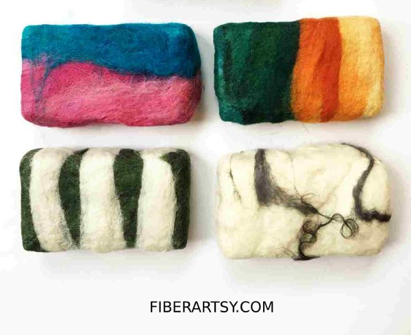 Felted Soap Handmade Gift Idea