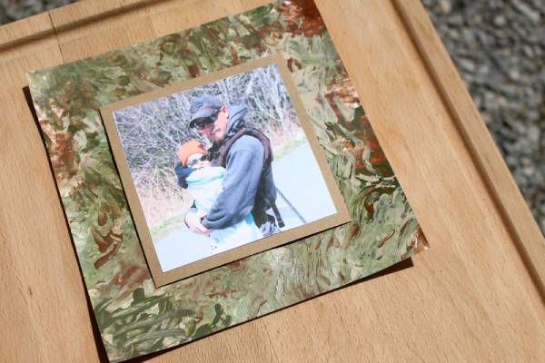 Father's Day Picture Frame