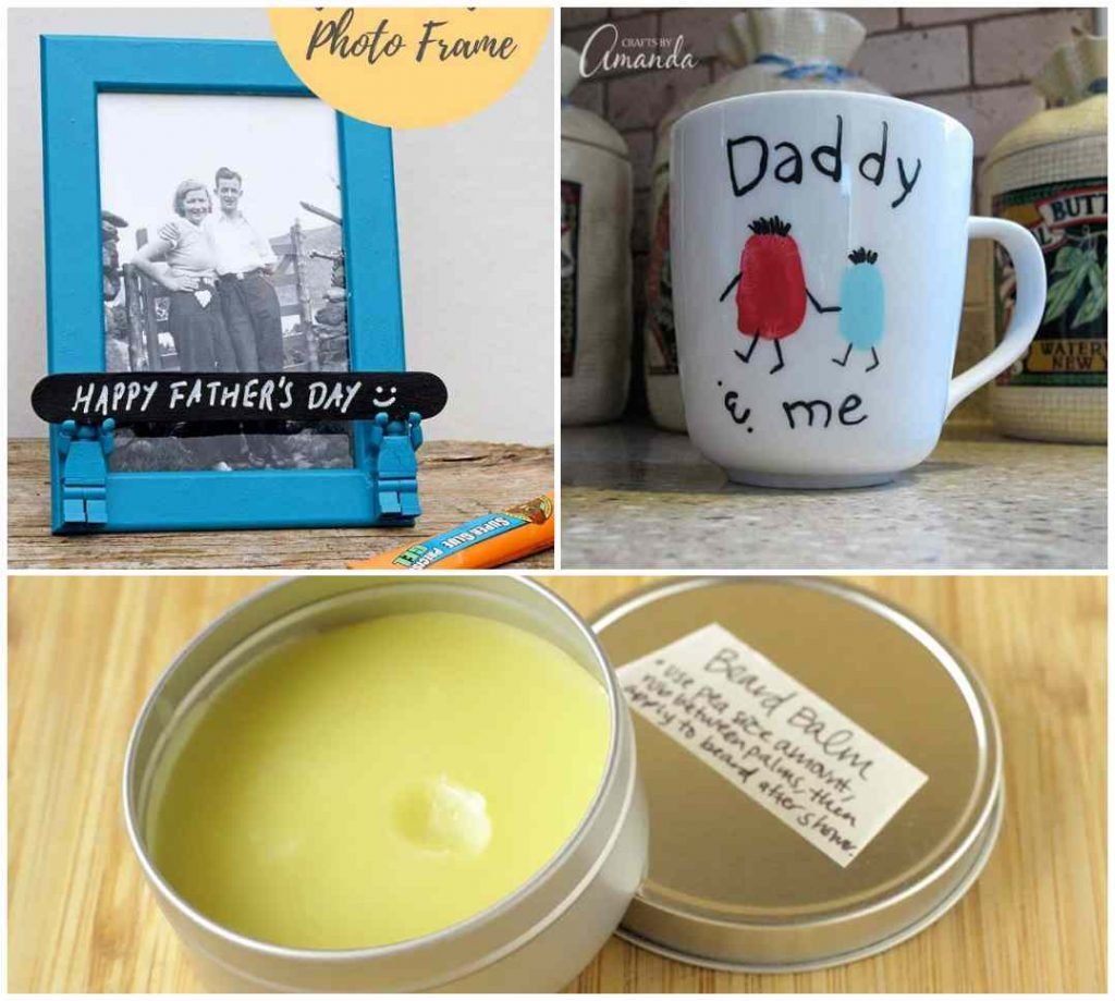 Fathers Day Gift Ideas to make