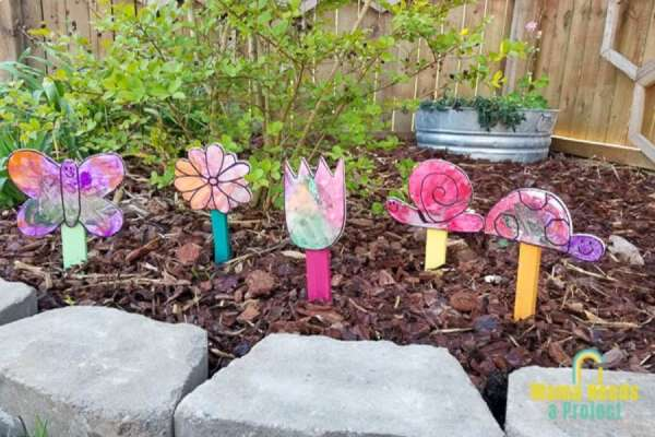 Creative Plant Markers