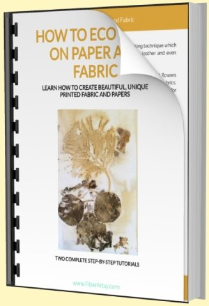 Eco Printing Ebook Cover