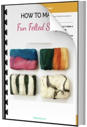 Soap Felting Tutorial Ebook