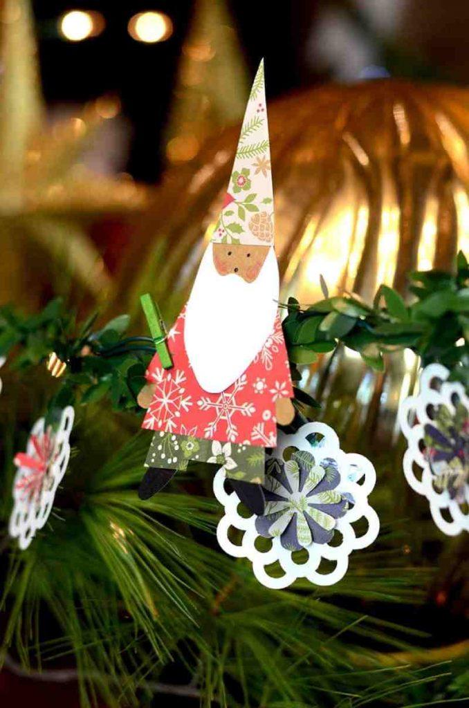 Paper Gnomes Kids Craft idea