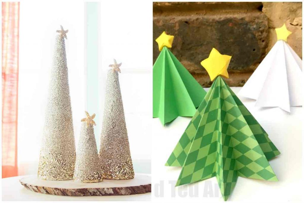 Christmas Crafts and Decorations to make