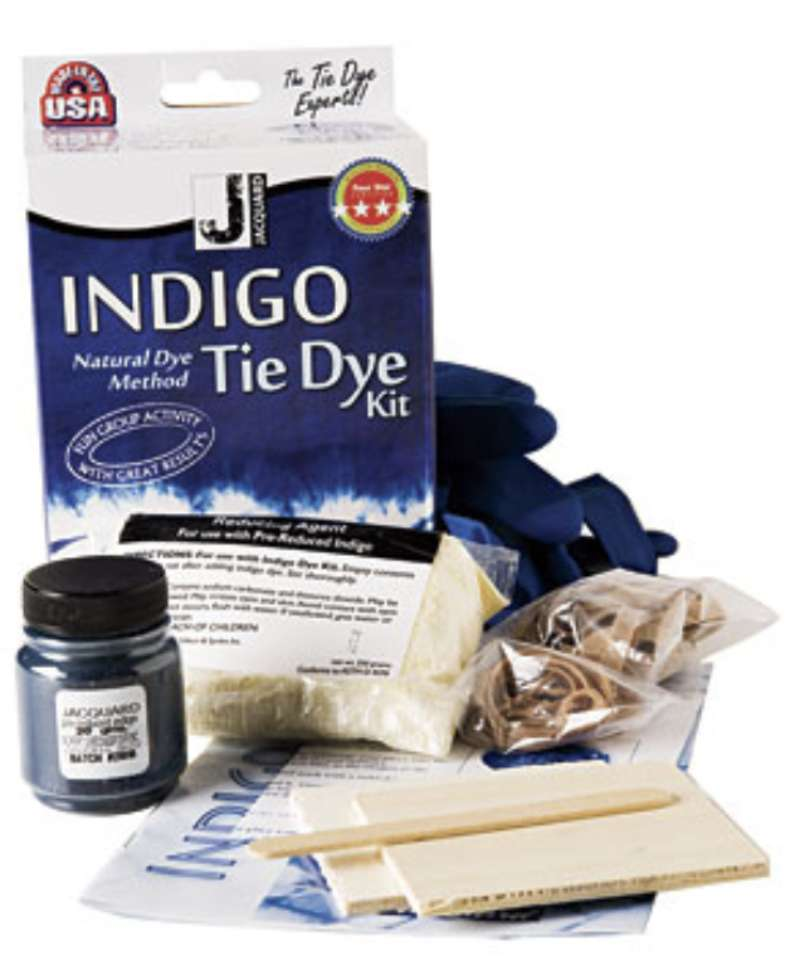 Indigo Dye Kit - Gifts for Makers and Creatives