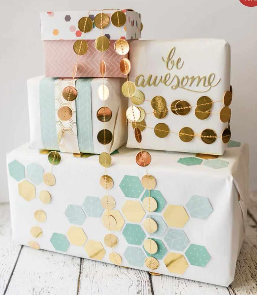 Handmade Gift Box Idea