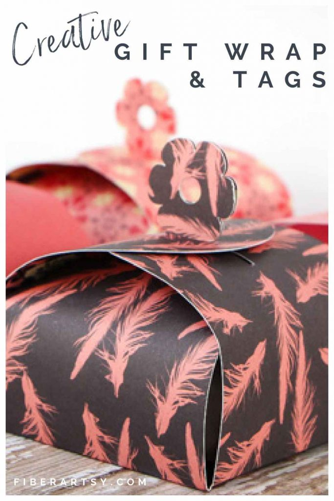 DIY Gift Wrapping and Tagging ideas