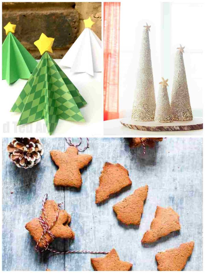 Handmade Christmas Decor and Crafts Ideas
