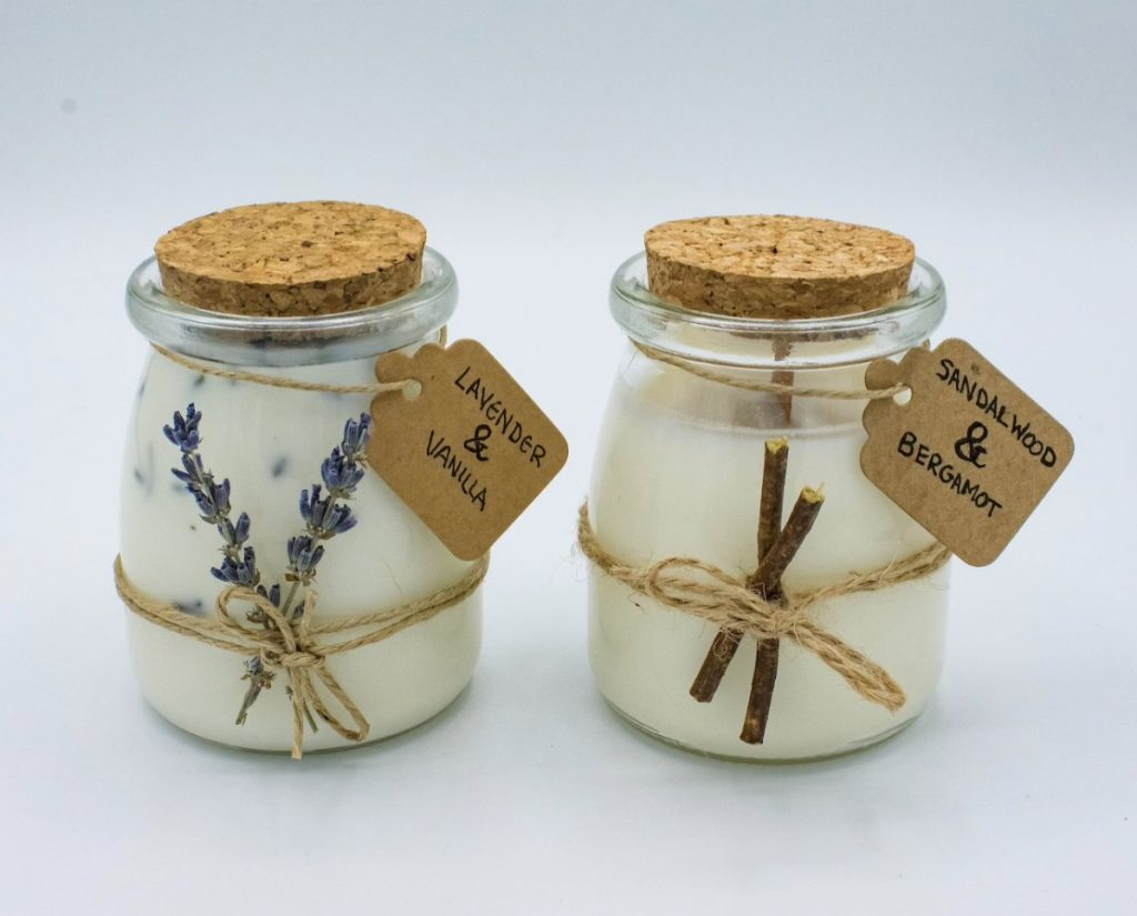 Gift idea for crafters - candle making kit