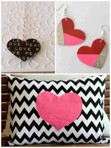 Valentine Crafts and Gift Ideas for Adults