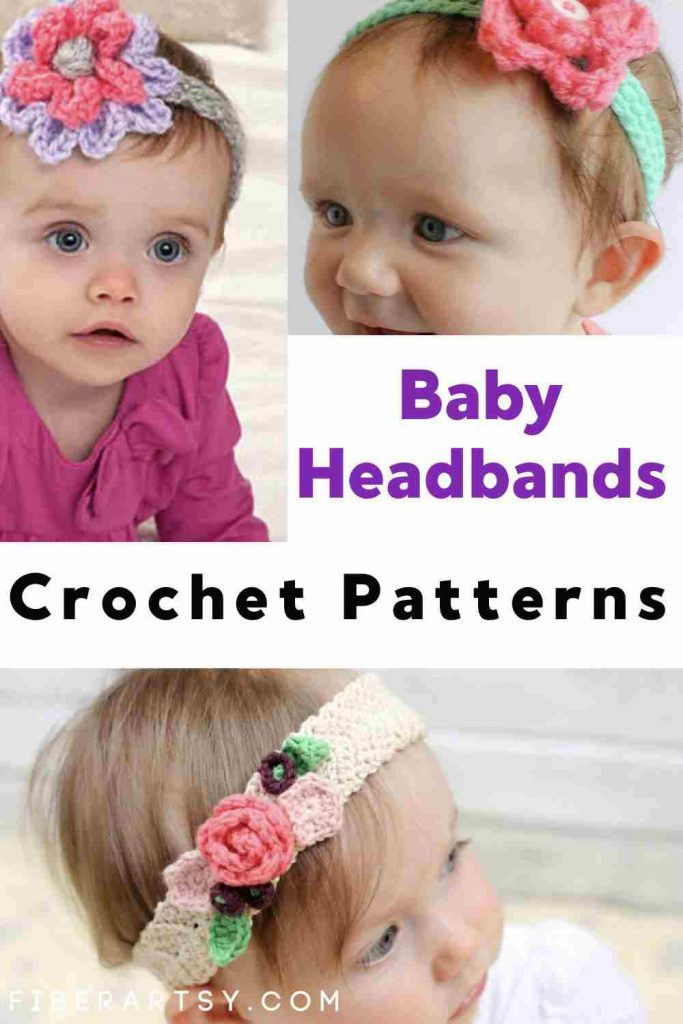 Children's headband patterns