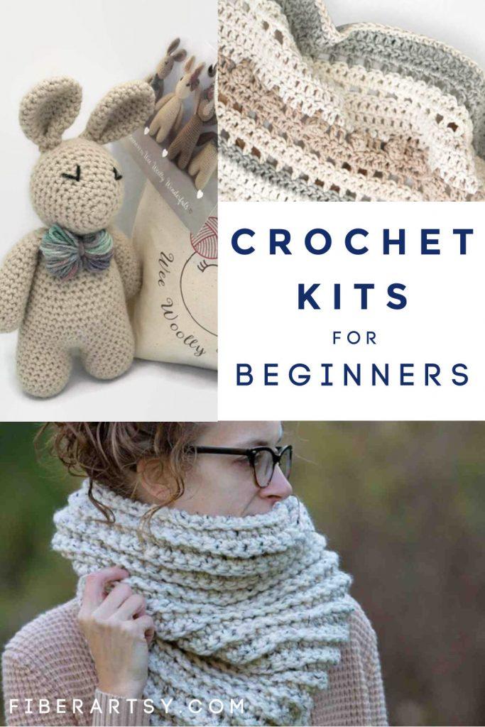 Kits for crocheting