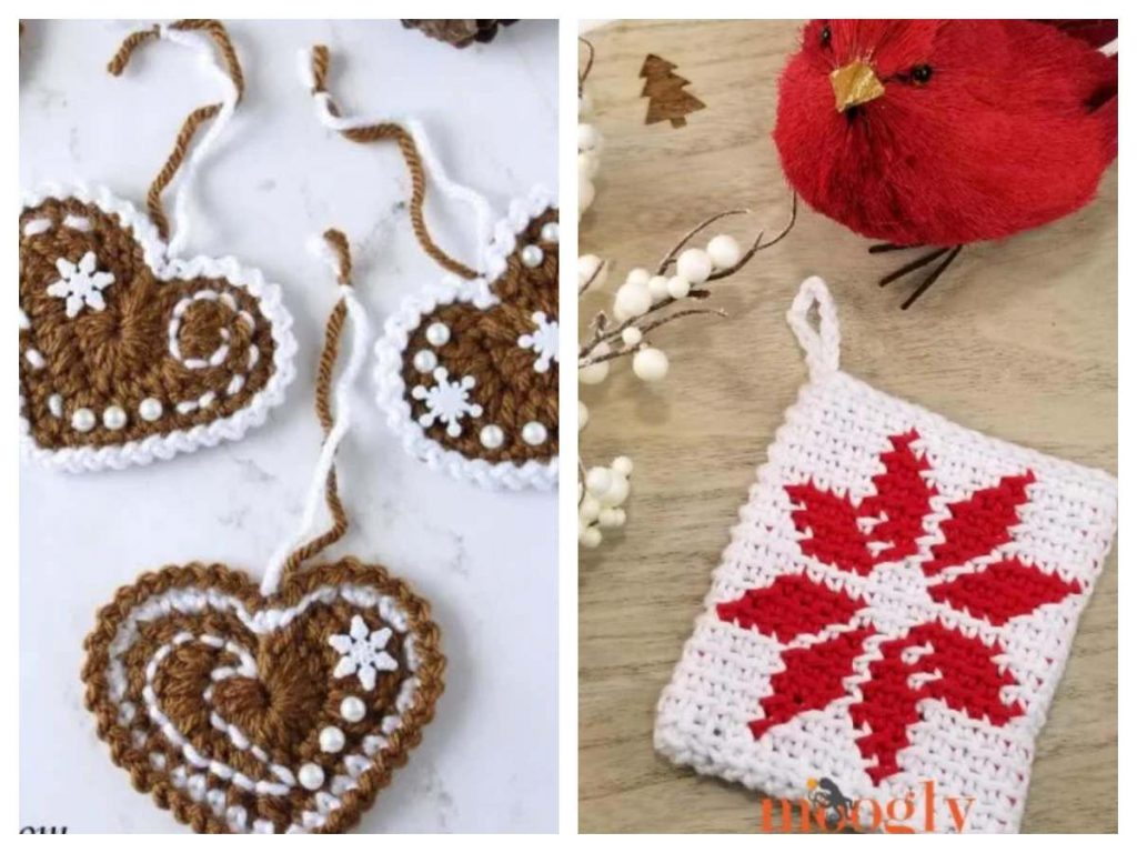 Crochet Patterns for Ornaments