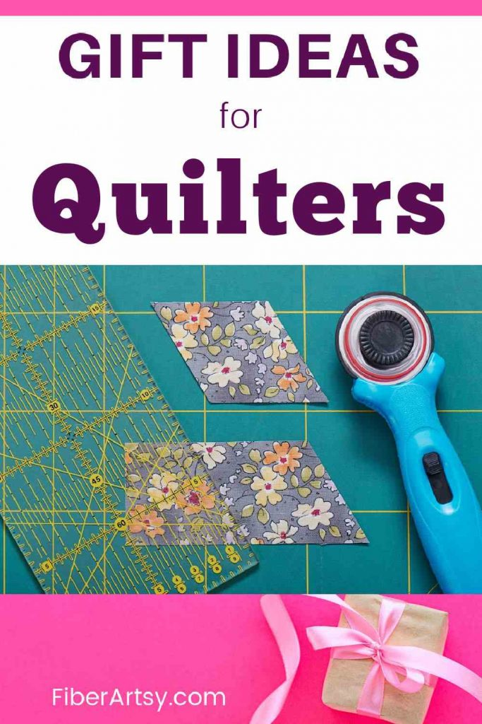 Gift Guide - What to give quilters and sewers