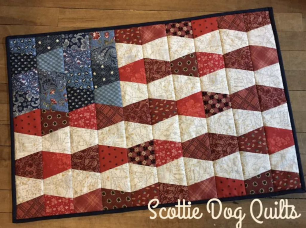 Quilting kit gift idea for Christmas