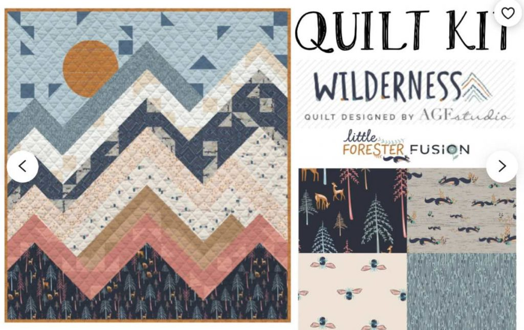 gift ideas for quilters - kit