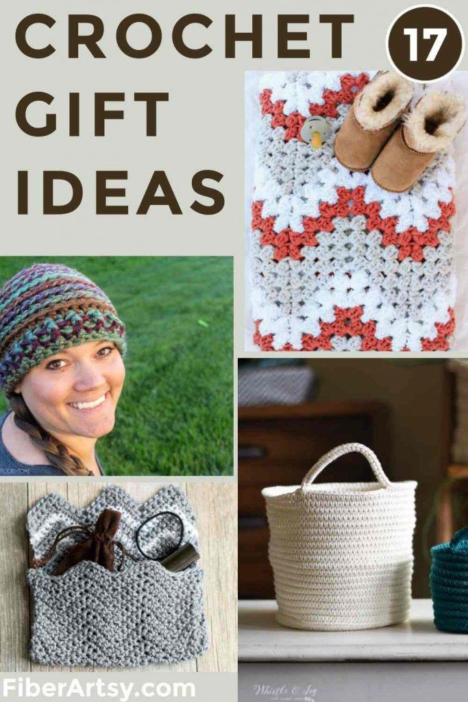Fun crochet gifts